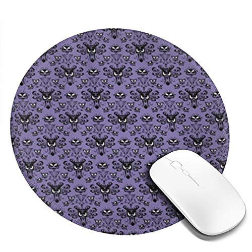 Haunted Infinity Customized Gaming Mouse Mat for Laptop Computer & PC Non-Slip Waterproof