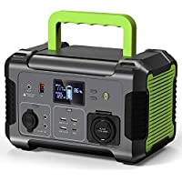 Paxcess 500W Portable Power Station with 12V Regulated Power Supply