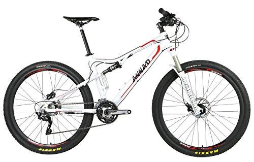 ANNAD E-BIKE FNL7 Mountainbike Aluminium Elektrobike Fully*