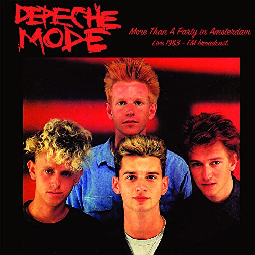 More Than a Party in Amsterdam Live 1983 [Vinyl LP]