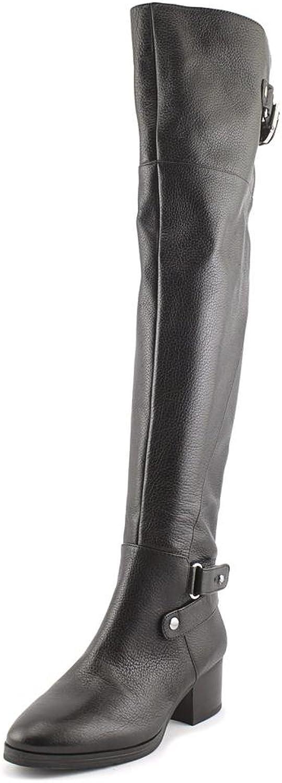 Nine West Women's Celio Knee-High Boot Black