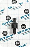 STAY - Adaptador de aluminio para