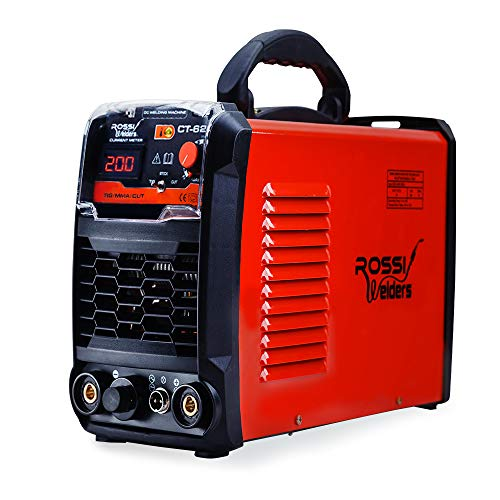 Rossi CT-620iS 3in1 TIG MMA CUT Inverter Welder Welding Machine