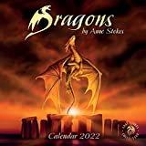 Dragons by Anne Stokes Wall Calendar 2022 (Art Calendar)
