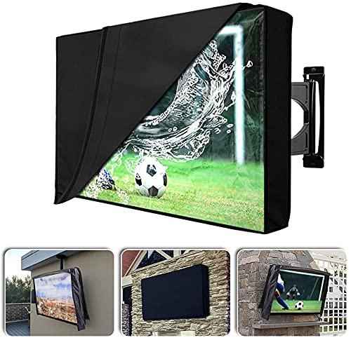 Cubierta de TV para exteriores con cubierta de televisión...