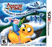 Adventure Time: The Secret of the Nameless Kingdom (輸入版:北米) - 3DS - PS4
