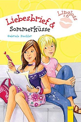 Liebesbrief und Sommerküsse (Lipgloss / Specially 4 Girls)