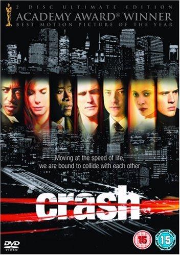 Crash Director's Cut (2 Disc) DVD [Reino Unido]