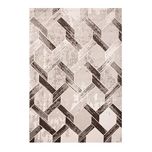 William 337 Vloerkleed, vloerkleed, woonkamer, eettafel, eenvoudig, modern Nordic nachtkastje, tapijt, slaapkamer, decoratie, antislip, rechthoekige matten