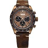 [フォンデリア] 腕時計 SALT SPEEDER 9B011UMN メンズ 正規輸入品 ブラウン