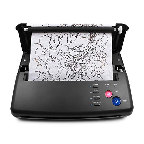 Biomaster Tattoo Transfer Machine