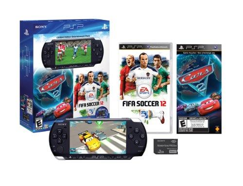 Sony PSP Entertainment Pack - juegos de PC (AVCHD, H.264, MPEG4, MP3,...