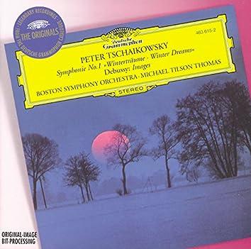 "Tchaikovsky: Symphony No.1 in G Minor op.13 ""Winter Dreams"""