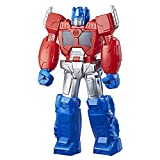 Super Hero Adventures Playskool Heroes Transformers Rescue Bots Optimus Prime
