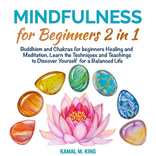 Mindfulness for Beginners 2 in 1 cover art