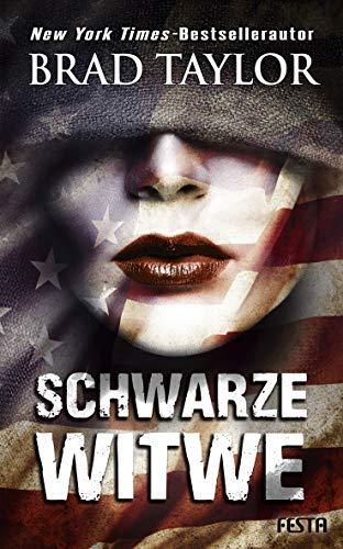 Schwarze Witwe: Thriller
