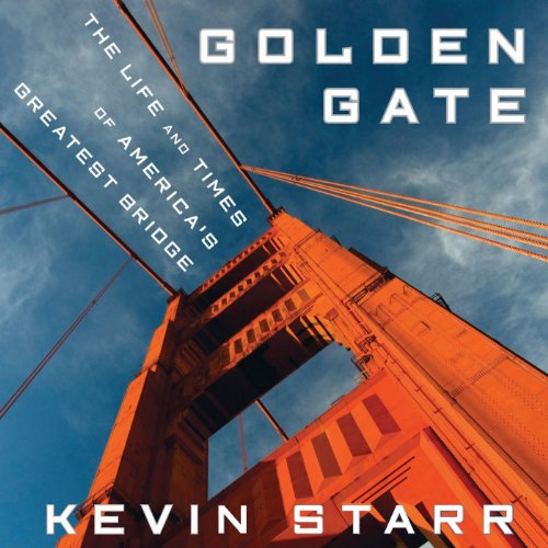 Golden Gate audiobook cover art