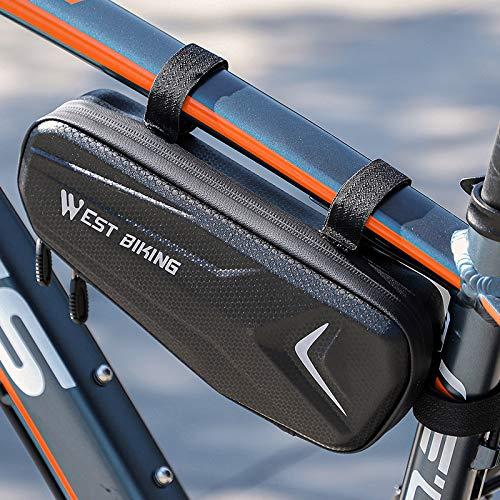 Akin Wasserdichte Fahrrad-Hartschalen-Fahrrad-Paket, Mountainbike, Rennrad, Spritzschutz, Fahrrad-Reparatur-Werkzeug, Taschenpackung, Reitzubehör