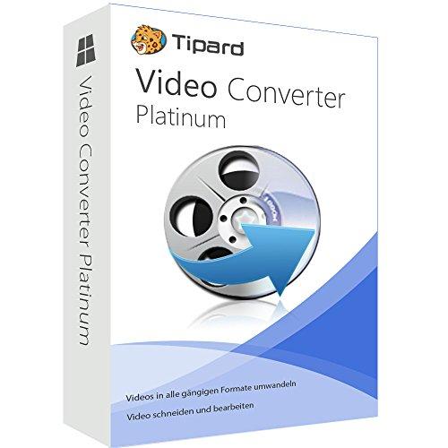 Video Converter Platinum Win Vollversion (Product Keycard ohne Datenträger)