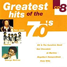 Tollste Hits aus den Siebzigern (CD Compilation, 18 Tracks)