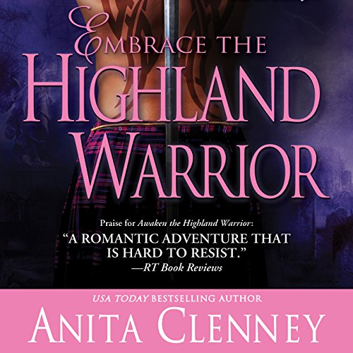 Embrace the Highland Warrior cover art