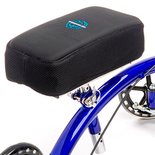 KneeRover Premium Knee Scooter Knee Pad Cover - Featuring Memory Foam
