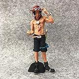 Portgas·D· Ace One Piece -Ace- Action Figure Anime Carattere Decorazione della Casa Animazioni Statua Collezione Giocattoli - Gifting per Bambini