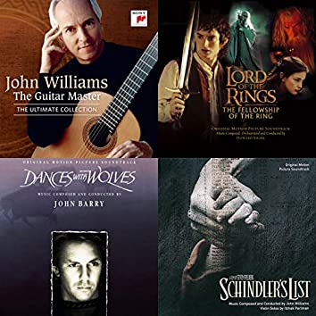 Musica da film per leggere