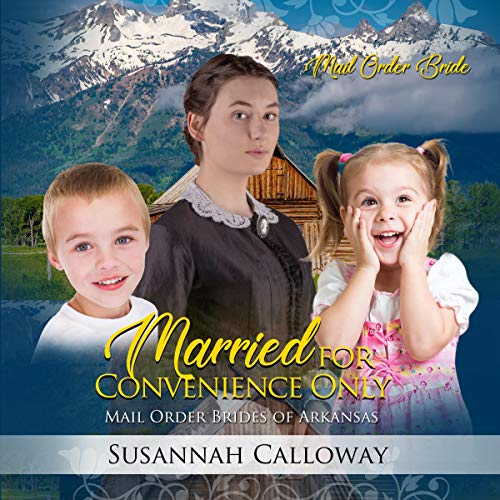 Married for Convenience Only cover art