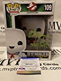 PSA/DNA Authentic Billy Bryan Autograph 6 Inch Ghostbusters Stay Puft Marshmallow Man Funko Pop 109 Vaulted