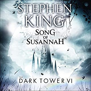 The Dark Tower VI: Song of Susannah                   De :                                                                                                                                 Stephen King                               Lu par :                                                                                                                                 George Guidall                      Durée : 13 h et 38 min     3 notations     Global 4,3