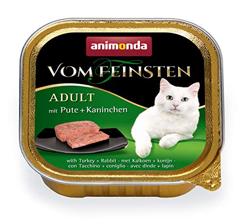 Animonda vom Feinsten 83254 Mix1 Geflügel-Kreationen 32 x 100 g – Katzenfutter - 4