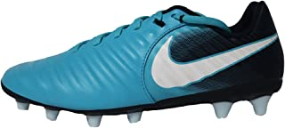 Tiempo Ligera IV AG-Pro Azul bota de fútbol