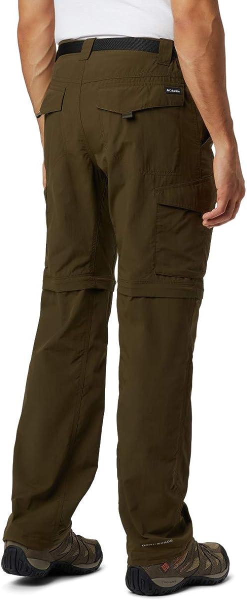 Columbia Silver Ridge™ Convertible Pant - Silver Ridge Pantalon Convertible - Hommes - Étendu Vert Olive