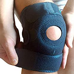 6572288120 As knee braces have so many uses, it won't be too difficult to find one  that offers a wide range of functionalities like the WITKEEN Knee Support  Brace.
