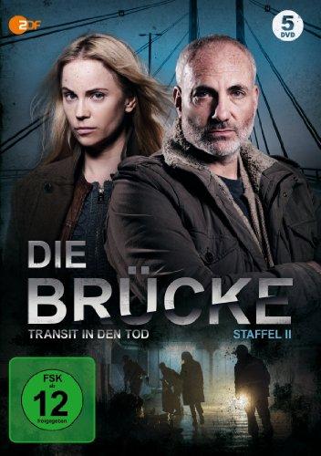 Die Brücke - Transit in den Tod: Staffel 2 (5 DVDs)