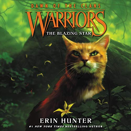 The Blazing Star Audiobook By Erin Hunter cover art