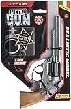 Villa Giocattoli-61592 Pistola in Metallo Alabama Try Me, Colore Grigio Anticato, 61592...