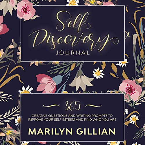 Self-Discovery Journal audiobook cover art