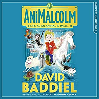 AniMalcolm                   By:                                                                                                                                 David Baddiel                               Narrated by:                                                                                                                                 David Baddiel                      Length: 3 hrs and 55 mins     160 ratings     Overall 4.6
