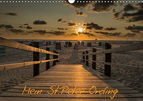 Mein St.Peter-Ording (Wandkalender 2019 DIN A3 quer): St.Peter-Ording an der Nordsee (Monatskalender, 14 Seiten ) (CALVENDO Orte)