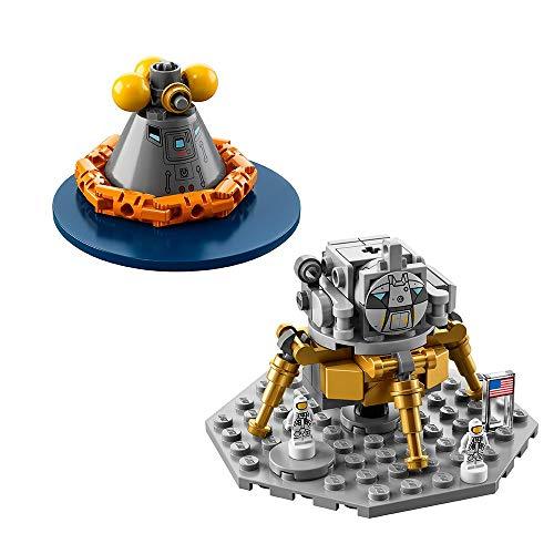 Fusée Saturn V Mission Programme Apollo LEGO NASA 21309 - 1969 Pièces - 3