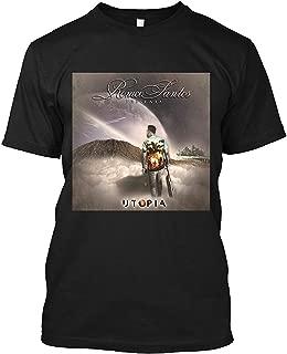 Luisa Tees Utopia-Romeo Santos T-Shirt for Men Woman