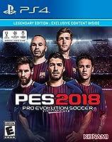 Pro Evolution Soccer 2018: Legend Edition (輸入版:北米) - PS4