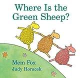 Where Is the Green Sheep?[WHERE IS THE GREEN SHEEP][Hardcover]