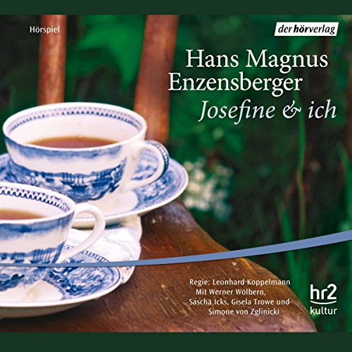 Josefine und ich audiobook cover art