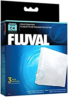 Fluval Poly Foam Pad - 3-Pack