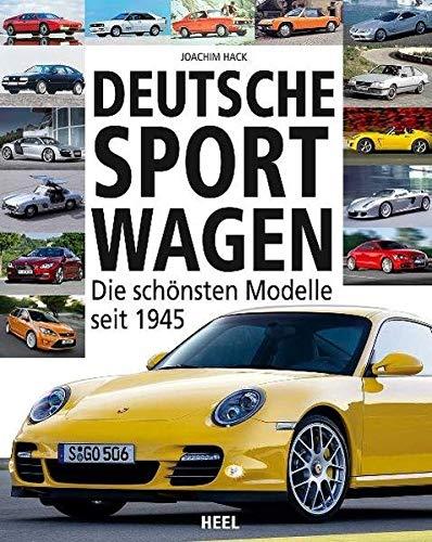 Deutsche Sportwagen: Die schönsten Modelle seit 1945