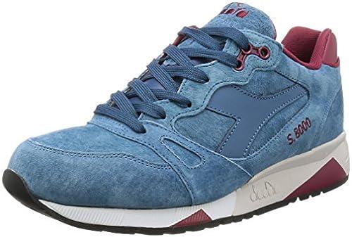 Diadora Schuhe 2.0 - Mann Blau rot 170533-60030BL