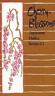 Cherry Blossoms: Japanese Haiku Series III (Peter Pauper Press Vintage Editions)